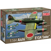 1:144 IJN Aichi E13A 'Jake' Floatplane Model Kit