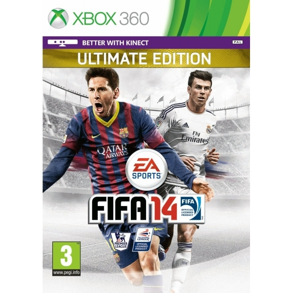 FIFA 14 Ultimate Edition Game Xbox 360