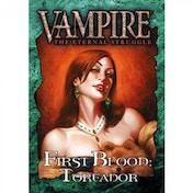 Vampire: The Eternal Struggle - First Blood: Toreador Expansion Card Game