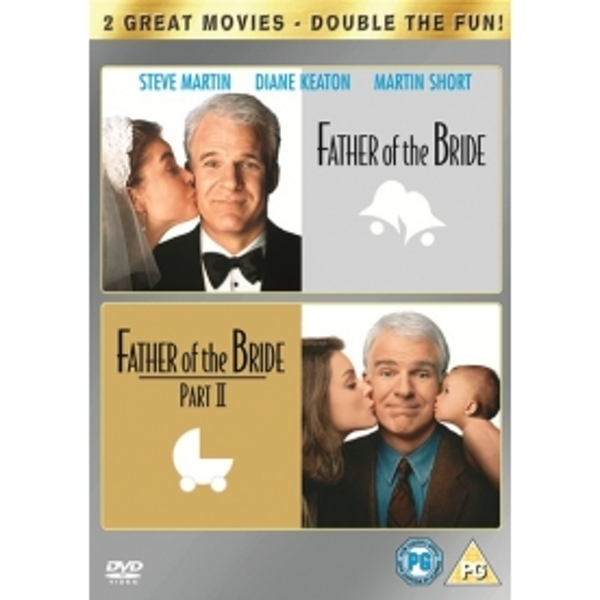 Father Of The Bride/Father Of The Bride 2 DVD
