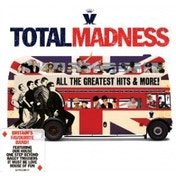 Madness Total Madness CD