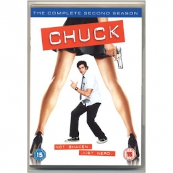Chuck Season 2 Box Set DVD