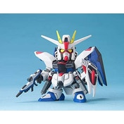Bandai Hobby BB Gundam Freedom 257 Model Kit