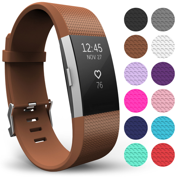 Yousave Activity Tracker Strap Single - Brown (Large)