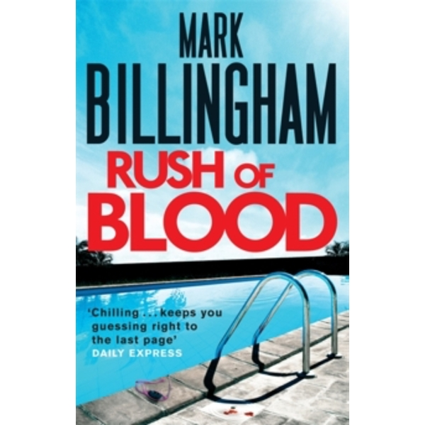Rush of Blood by Mark Billingham (Paperback, 2013)