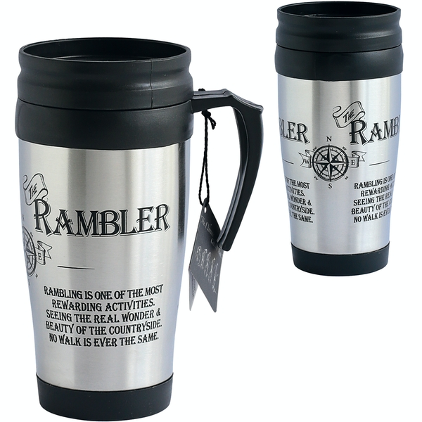 Ultimate Gift for Man Travel Mug Rambler