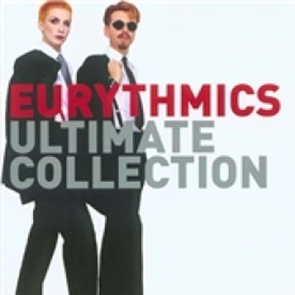 Eurythmics Ultimate Collection CD