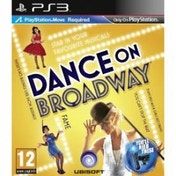 Playstation Move Dance on Broadway Game PS3