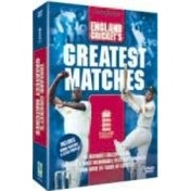 England Cricket's Greatest Matches DVD