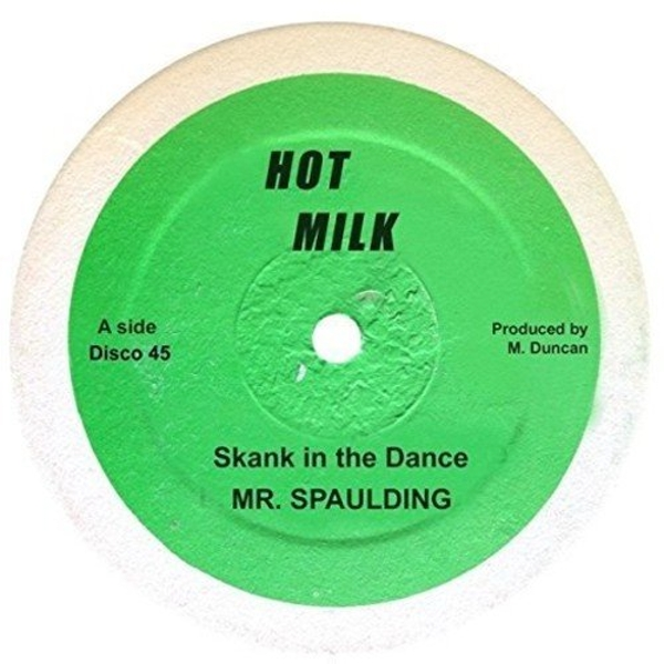Mr Spaulding - Skank In The Dance / Skank In The Dance (Version) / Come Now Youthman / Come Now Youthman (Version) Vinyl