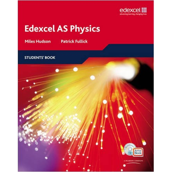 Edexcel A Level Science: AS Physics Students' Book with ActiveBook CD  2008 Mixed media product