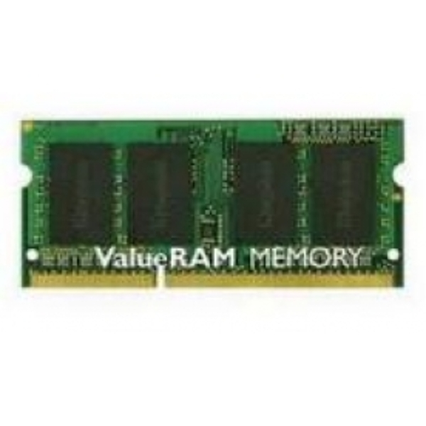 Kingston ValueRAM 8GB (1x8GB) DDR3L 1600MHz Non-ECC 204-pin SODIMM Memory Module CL11 Memory Module