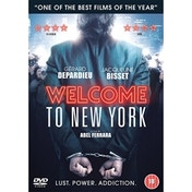 Welcome To New York DVD
