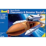 "Space Shuttle ""Discovery"" & Booster 1:144 Revell Model Kit"