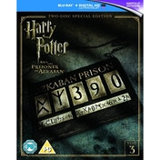 Harry Potter and the Prisoner of Azkaban (2016 Edition) Blu-ray