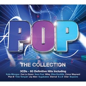 Various Artists - Pop The Collection (3CD)