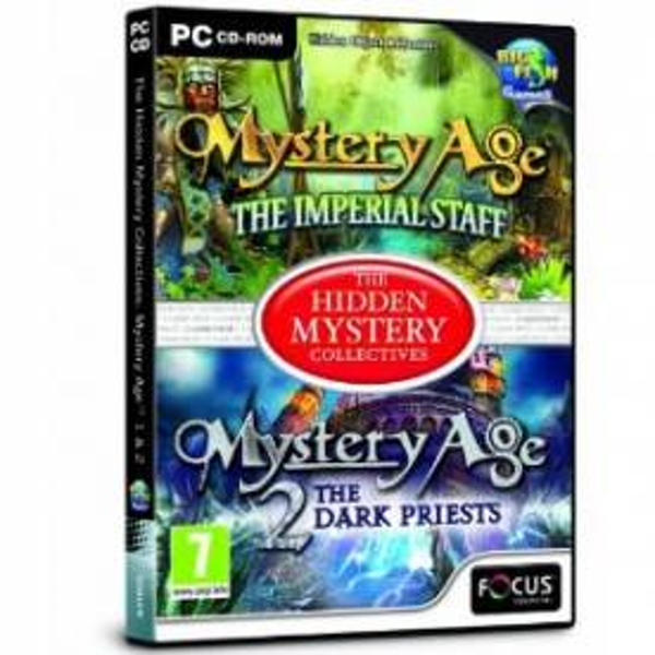 Mystery Age 1 & 2 The Hidden Mystery Collectives Game PC