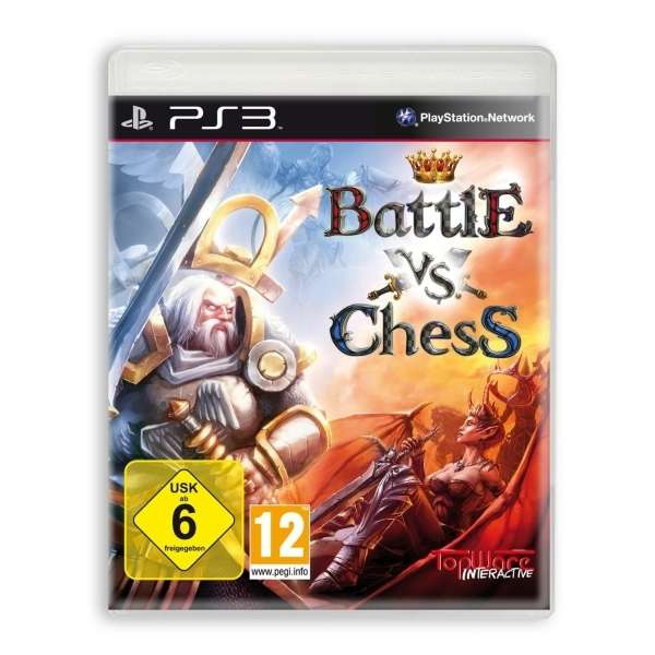 Battle vs Chess Game PS3