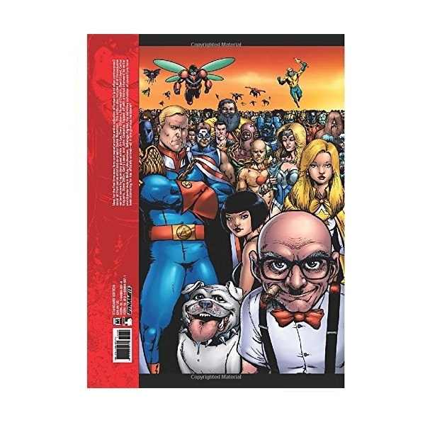 The Art of The Boys The Complete Covers Hardcover - Image 2