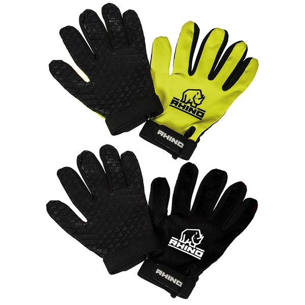 Rhino Pro Full Finger Mitts Adult