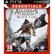 Assassin's Creed IV 4 Black Flag PS3 Game (Essentials)