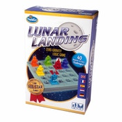 Think Fun - Lunar Landing: Zero Gravity Logic Game