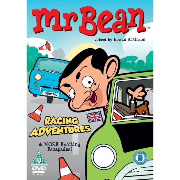Mr Bean - The Animated Adventures: Number 9 [DVD]