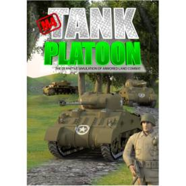 M4 Tank Platoon Game PC
