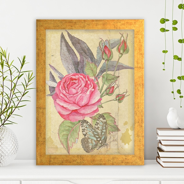 AC1153099691 Multicolor Decorative Framed MDF Painting