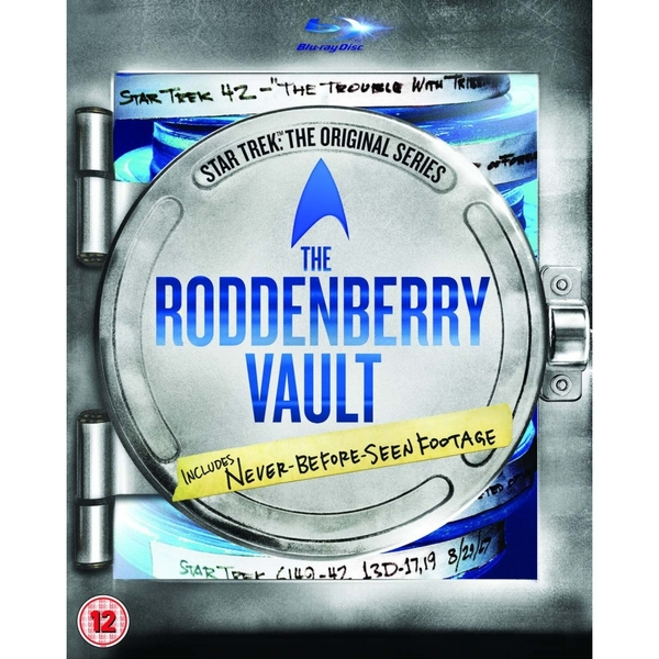 Star Trek: The Original Series - The Roddenberry Vault Blu-ray