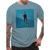 Pink Floyd - WYWH Invisible Man Men's Small T-Shirt - Blue