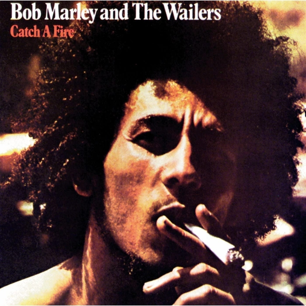 Bob Marley And The Wailers - Catch A Fire Vinyl