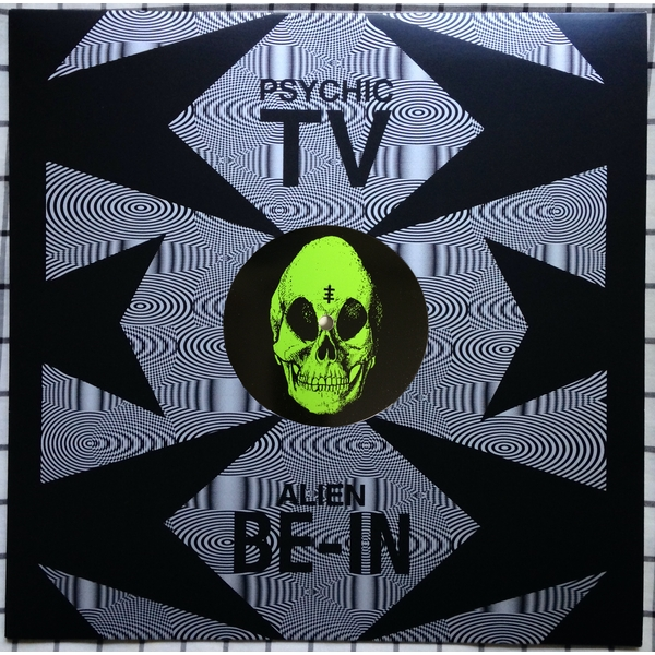 Psychic TV ‎- Alien Be-In Vinyl