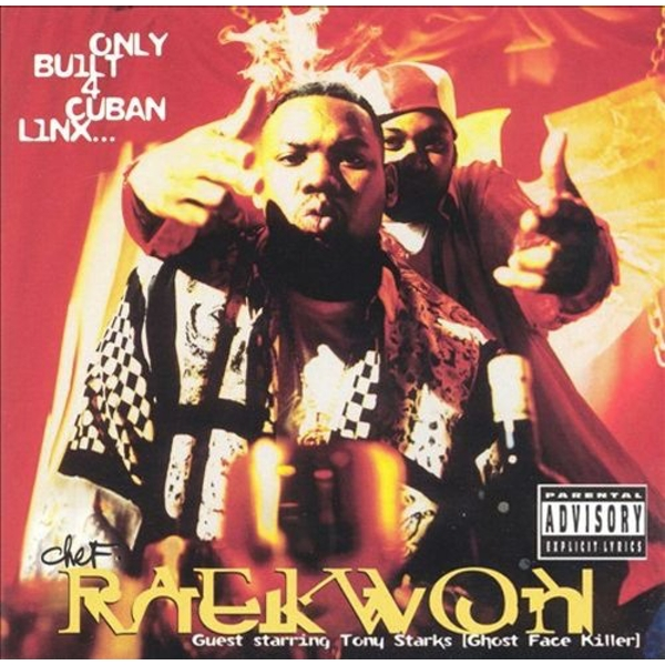 Raekwon - Only Built 4 Cuban Linx Vinyl
