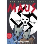 The Complete MAUS by Art Spiegelman (Paperback, 2003)