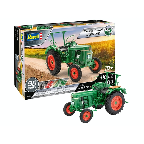 Deutz D30 (Easy-Click) 1:24 Scale Revell Model Kit