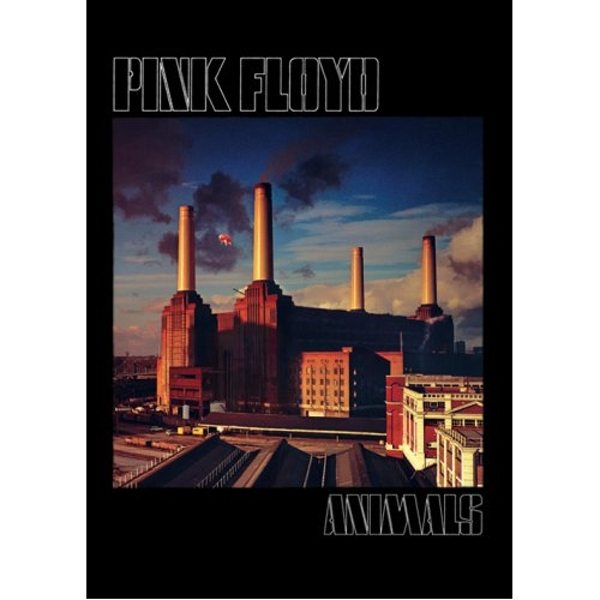 Pink Floyd - Animals Postcard