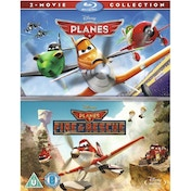 Planes and Planes 2 Blu-Ray