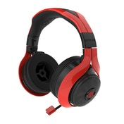 Gioteck FL-300 Wired Stereo Headset with Removable Bluetooth Speakers - Red (PS4/Xbox One/PC/Mac/Playstation Vita)