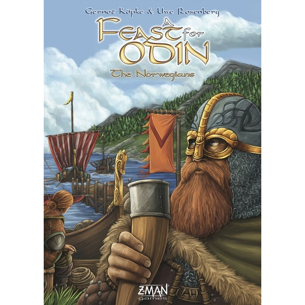 A Feast for Odin: The Norwegians Board Game