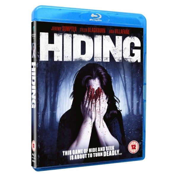 The Hiding Blu-ray