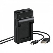 Hama Travel USB Charger for Sony NP-BX1