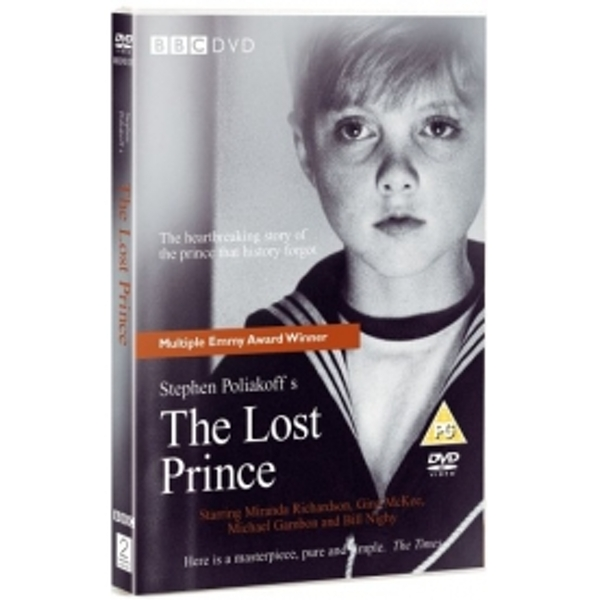 The Lost Prince DVD