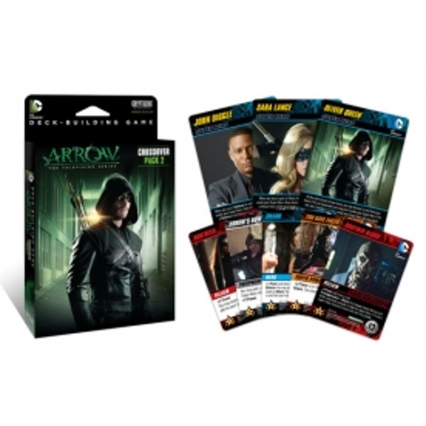 DC Comics Deck-Building Game Crossover Pack 2 Arrow - Image 2