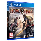 Road Rage PS4 Game