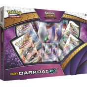 Pokemon TCG: Shiny Darkrai-GX Shining Legends Collection