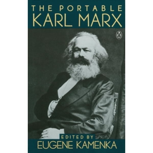 The Portable Karl Marx by Karl Marx (Paperback, 1983)