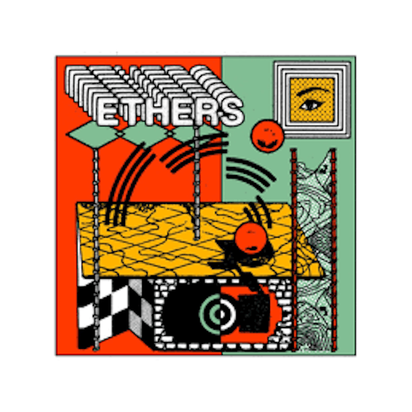Ethers  – Ethers Limited Edition Green & Red Vinyl