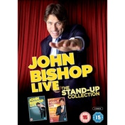 John Bishop Live Box Set Sunshine and Rollercoaster DVD