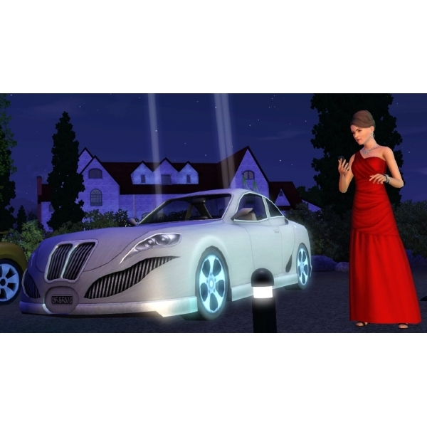 The Sims 3 Fast Lane Stuff Expansion Pack Game PC - Image 3